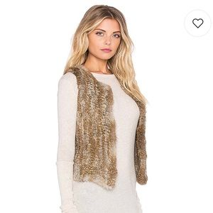 525 America 100% rabbit fur